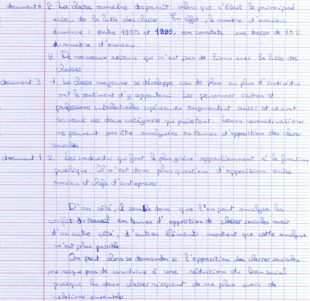 Comment faire un plan de dissertation en philosophie